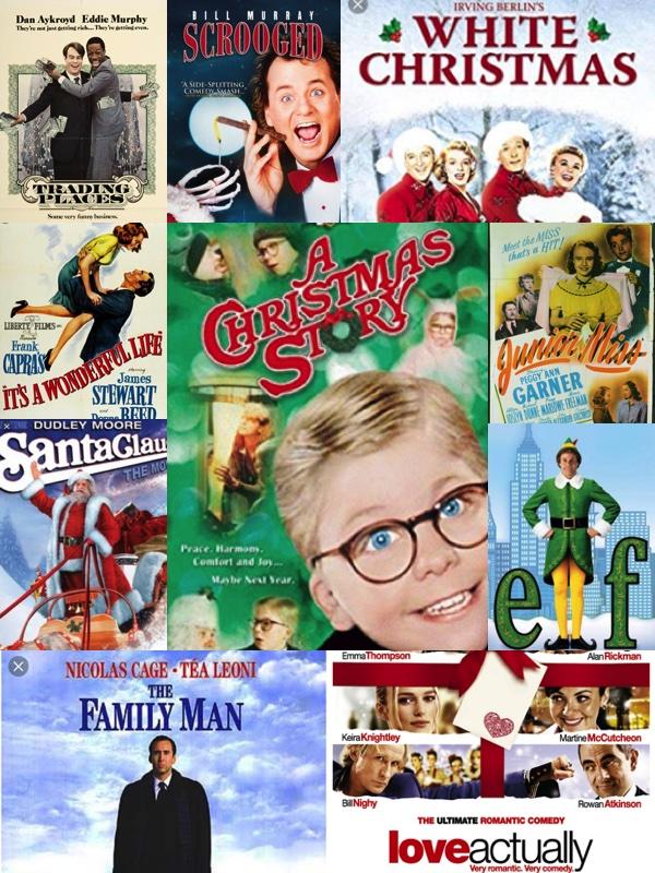Christmas Movies Portrait