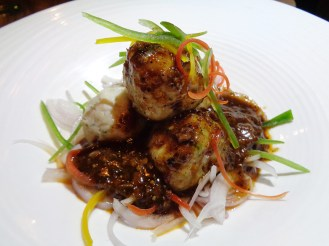 Fish Balls in pepper Sauce 2