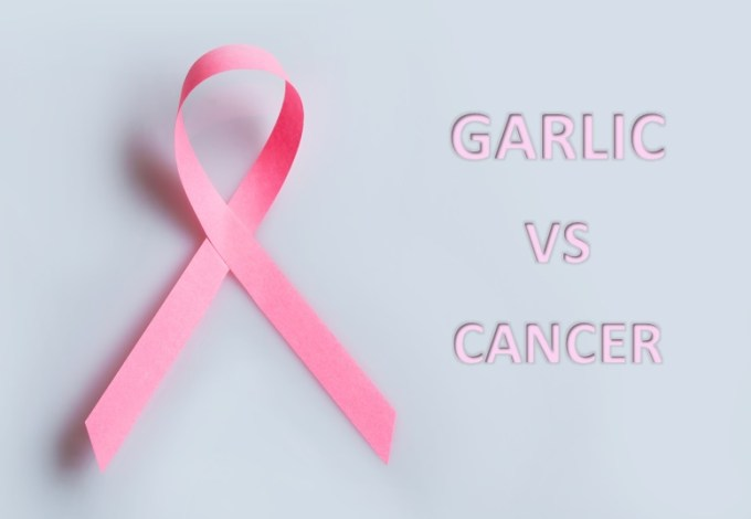 garlic vs cancer
