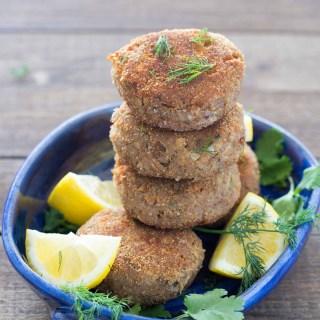 SARDINE FISH CAKES