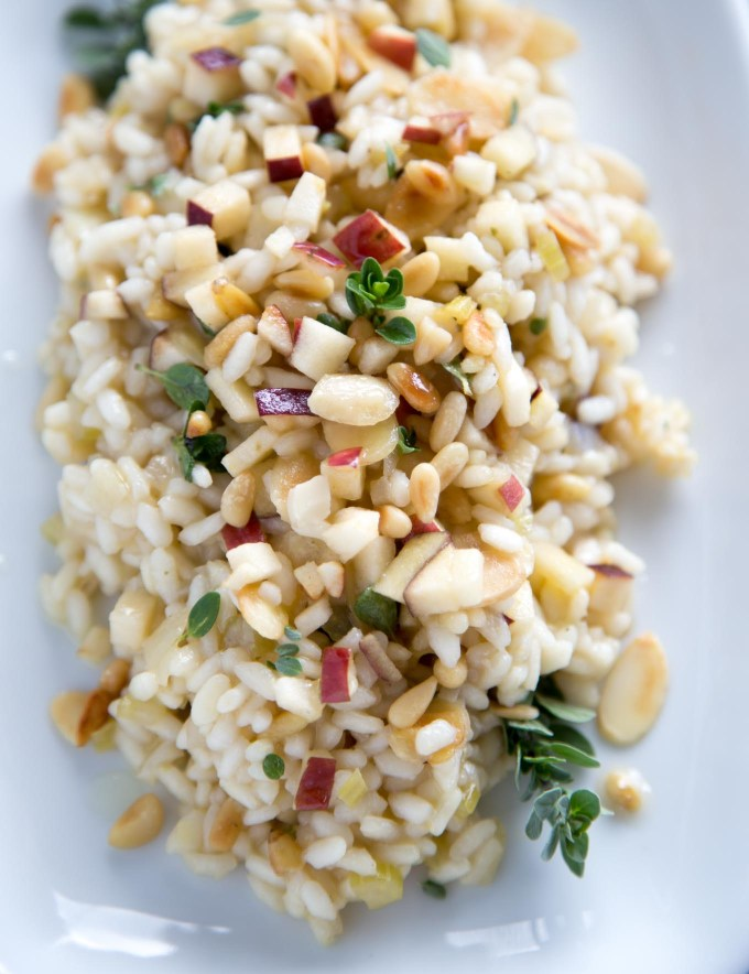 Waldorf Salad Risotto recipe is simple, elegant and comforting. Absolutely delicious dish for lunch or dinner - ready in under 40 min.