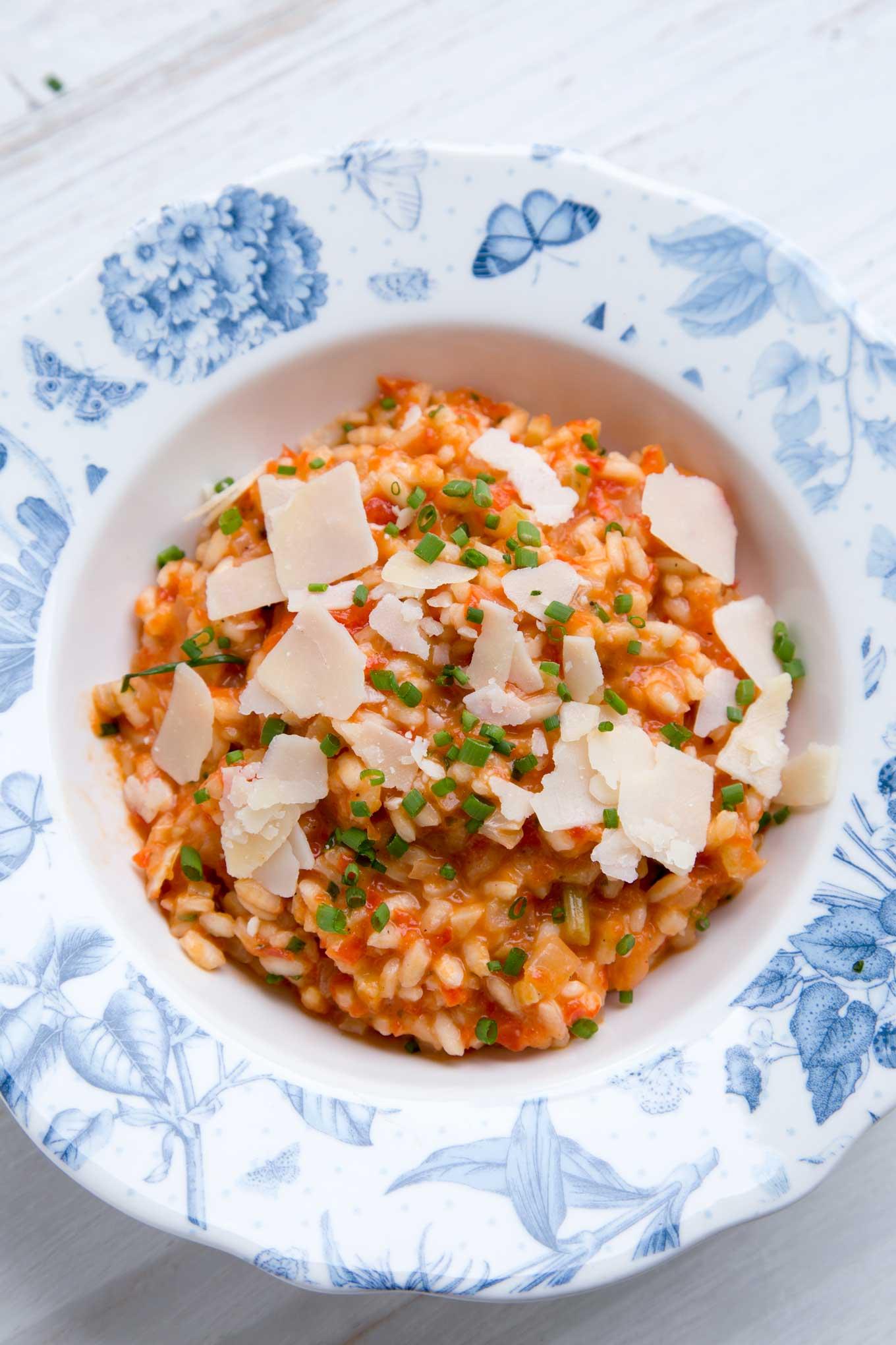 recipe: tomato risotto recipe vegetarian [3]