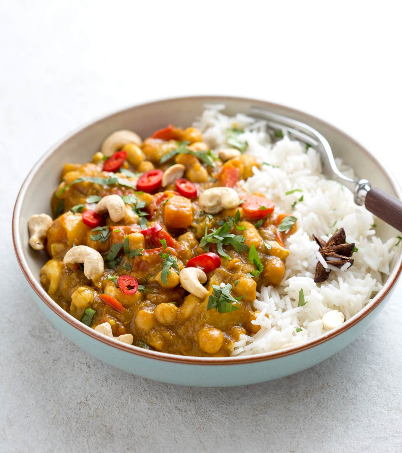 Fruity Indian Curry Recipe