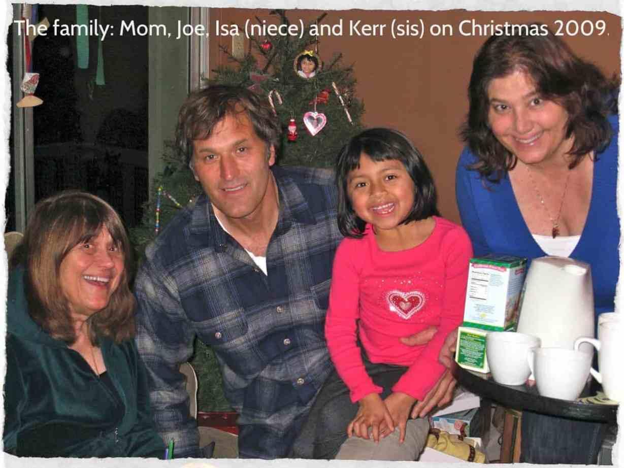 The Joe Garma Family