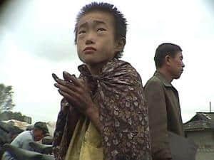 North Korean Homeless Orphan