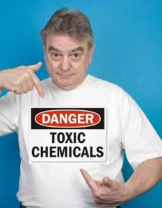 toxins cause fat and sickness