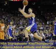 Klay Thompson's lessons