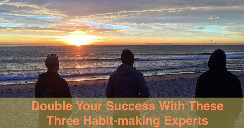 Double your success rate
