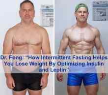 optimize insulin and leptin
