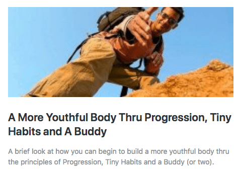 Increase your healthspan with a buddy