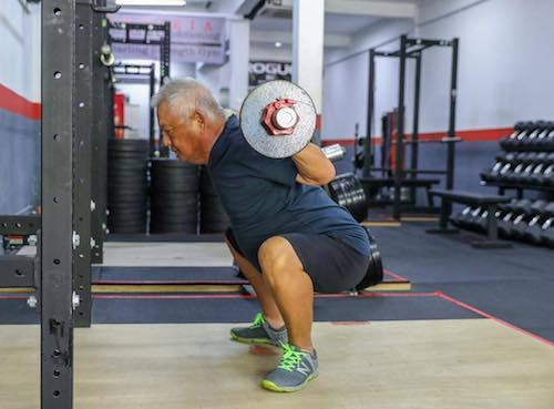 longevity exercise must include mobility drills
