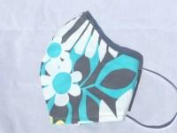 Adult Cloth Face Mask – Mod Floral