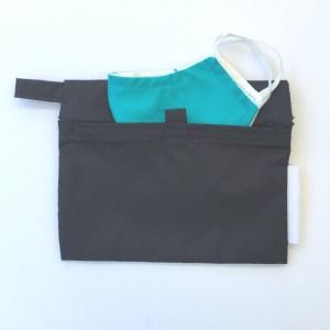 Child Masks & Carry Bag™ – Ocean Mix