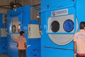 Garments Washing Plant