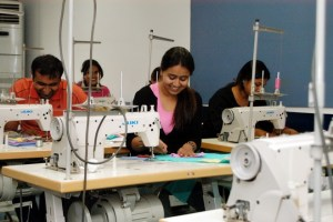 Garments Sewing Department
