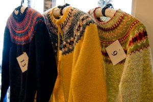 knit garments merchandiser