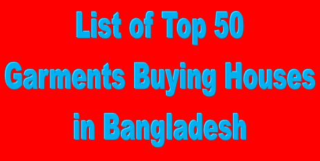 Top 50 Garments Buying Houses in Bangladesh