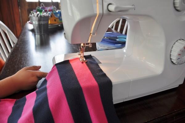 polo shirt making
