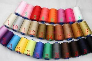 Sewing Thread used in garment manufacturing