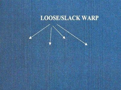 Loose-warp