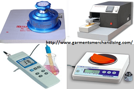 Quality control tools and equipment used in apparel sector