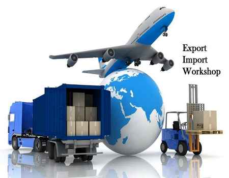 Import procedure in apparel business
