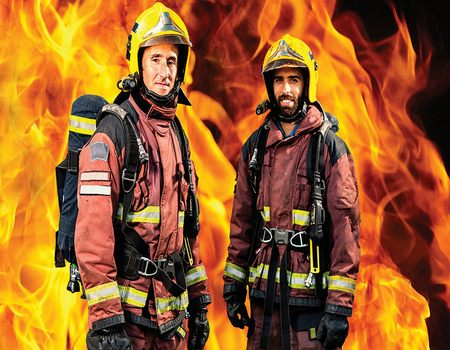 Fire-resistant clothing