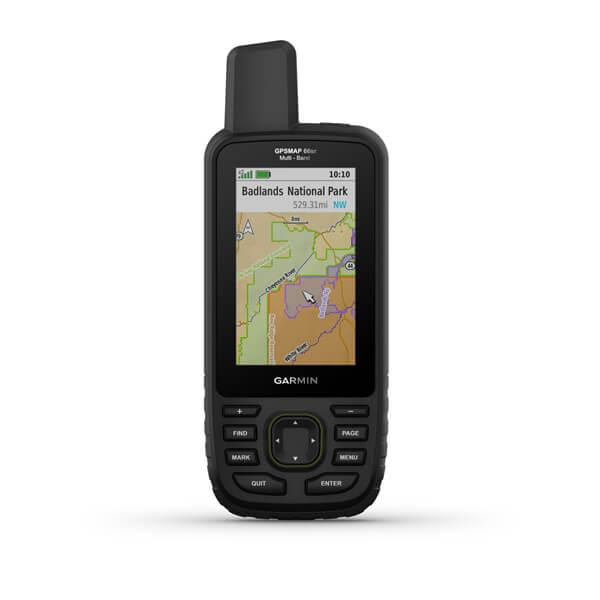 GPSMAP® GPSMAP 66sr