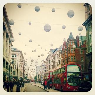 London - Regent Street