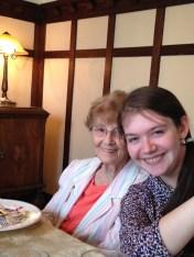 Grandma Midge and The Daughter