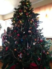 Grandma Midge's tree.