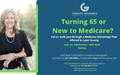 Virtual Event: Medicare Advantage Plan Offered in Lane County