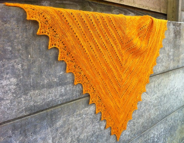 """Alma Ella"" in Serenade, colorway ""Turmeric"""