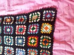 Now picot edging is repaired and the corner is restored!