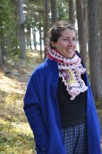Thilda cotton shawl wrap