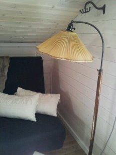 Cosy corner upstairs.