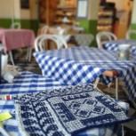 Cafe Knitting