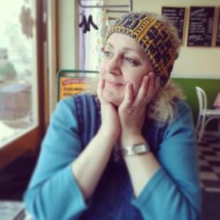 Headband happy Nadia.