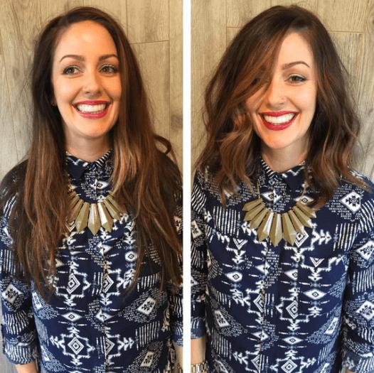 Garnish Hair Studio 2017 Hair Trends - Tousled Lob