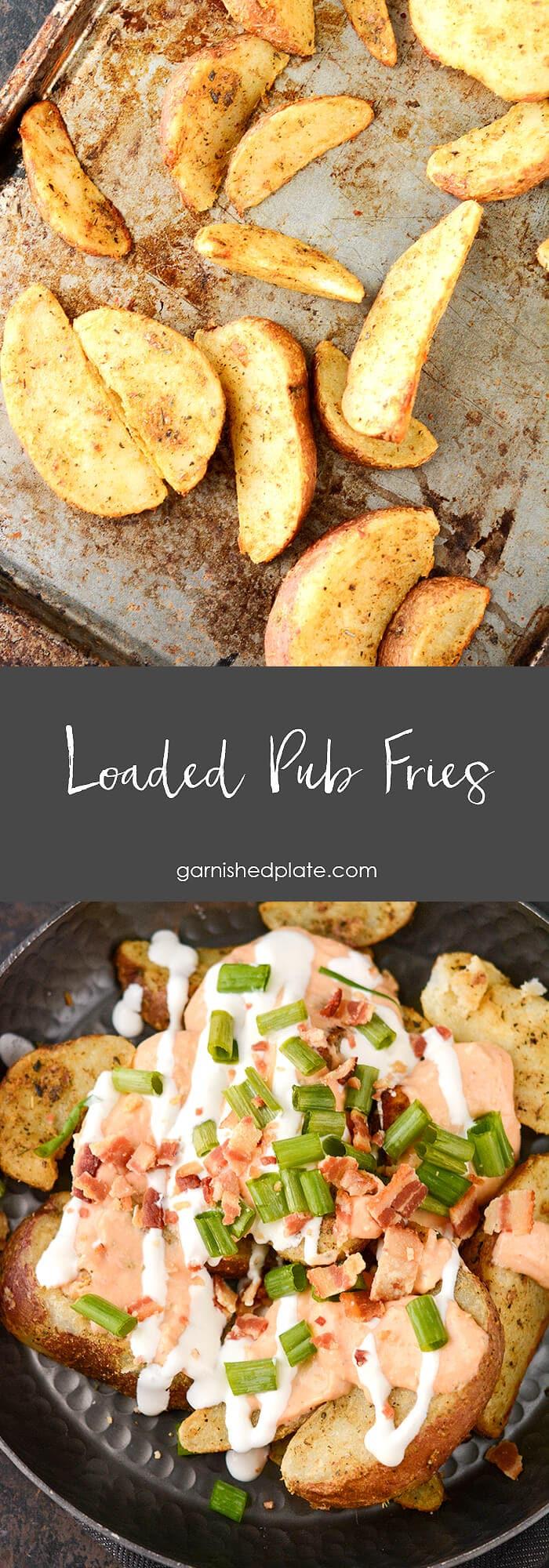 Loaded Pub Fries