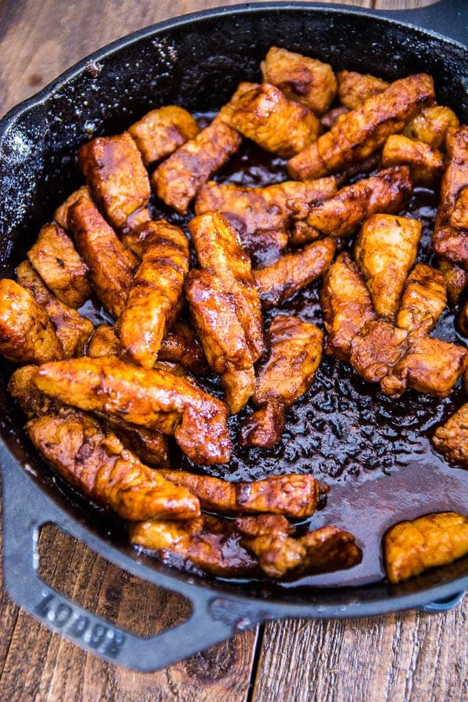 Jamaican Jerk Pork Tacos