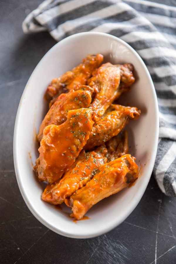 Easy Air Fryer Chicken Wings