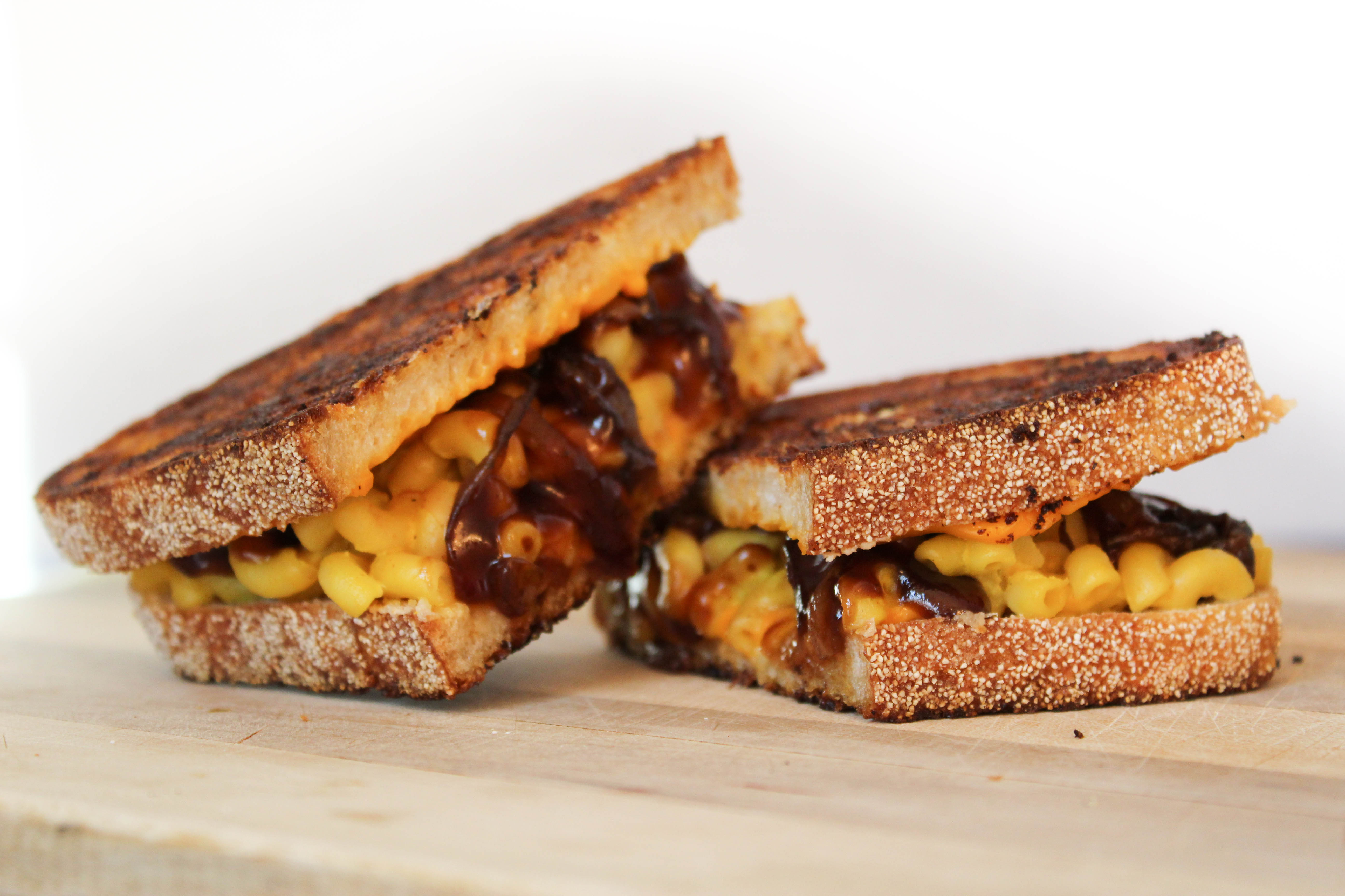 Mac Attack | Mac Daddy Grilled Cheese