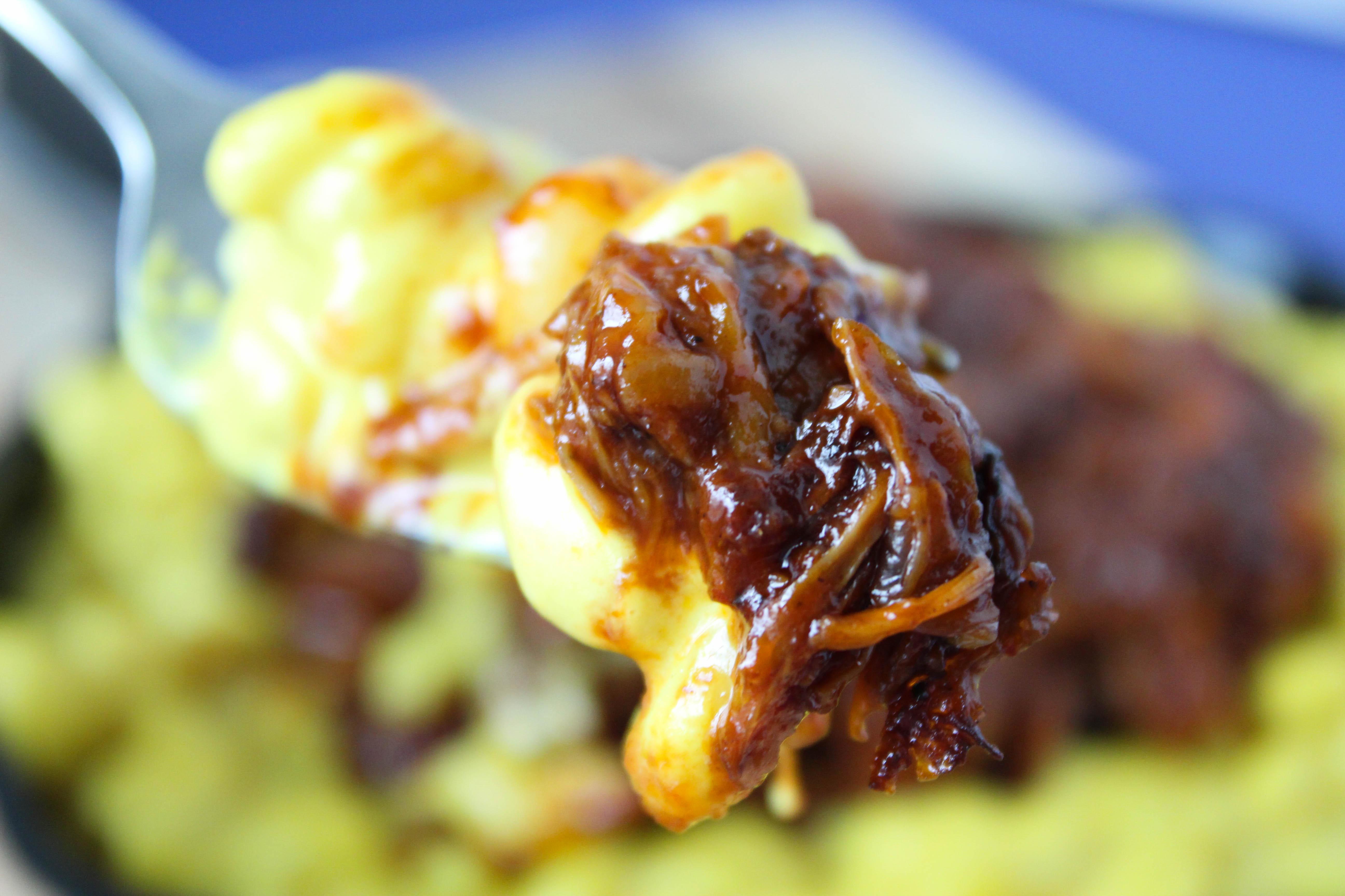 Mac Attack Series | The Ultimate BBQ Jackfruit Mac