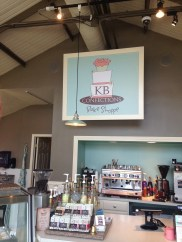 KB Confections - Front Counter