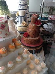 KB Confections - Cupcakes and Stacked Cakes
