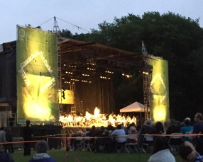 NY Phil Concert in the Park