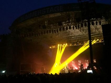 Central Park Summer Stage - JUNGLE