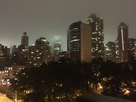 NYC - Rooftop View