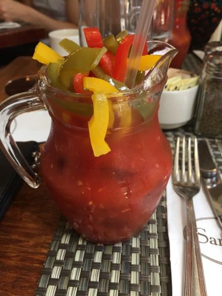 Sarabeths - Bloody Mary